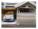 Tampak Depan (Carport bisa 2 mobil, kiri dan kanan)