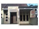 Rumah Hunian Kota Malang Strategis Free Pajak Ready Stock