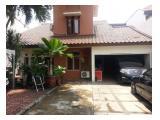 Rumah nan Asri di kontrakkan Lpkasi Starategis,Cipete Jakarta Selatan