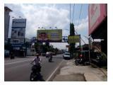 Disewakan Toko/Showroom di Jl A Yani
