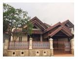 Disewakan rumah di perumahan Banjar Wijaya