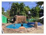 Disewakan Villa Mewah 4 Kamar di Cibodas Puncak