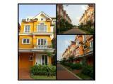 Disewakan cepat!! Rumah OMAHA VILLAGE ( extension) yang cantik dan murah