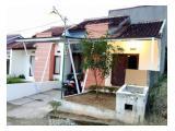 Disewakan Rumah Murah & Aman, Sekuriti 24 jm, Ada Carport & Toren Air