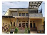 Dikontrakkan rumah baru renovasi tingkat 2 1/2 :