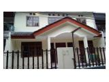Sewa Rumah di Perum Cirendeu Permai, Lebak Bulus, Jakarta Selatan