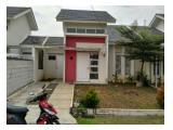 Disewakan Rumah Semi Real Estate di Citra Indah City, Bogor - 2 Kamar Tidur