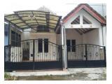 Rumah tampak depan dng fasilitas 2 Carport