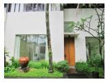 Disewakan Rumah Mewah di Atmaya Residence dengan kondisi yang Bagus dan Cantik