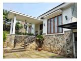 Dikontrakan Rumah Mewah dan Cantik di Kemang Selatan, Jakarta Selatan - Siap huni