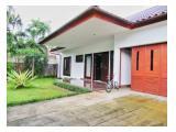 Sewa Rumah Mewah di Kemang Utara, Jakarta Selatan - Dengan Kondisi Sangat Bagus