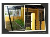 Rumah dengan fasilitas Lengkap dengan Harga terjangkau