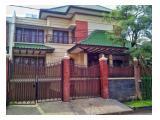 Disewakan Rumah daerah Pondok Pinang dengan konsep Klasik Modern