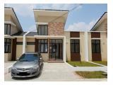 Disewakan rumah BARU, Citra Raya Tangerang, Cluster Vernazza, Villagio