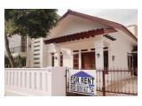 Sewa Rumah 4 Kamar 150m2 - Pondok Indah, Jakarta Selatan