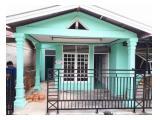 Disewakan rumah 3 kamar tidur, dekat kampus UNRI