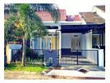 Disewakan rumah HOKI minimalis Permata Jingga Malang + Full Furnish