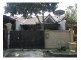 Rumah disewakan/dikontrakan