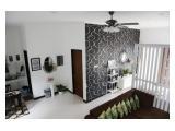 Disewakan Rumah Modern Tropis full furniture