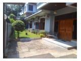 Sewa Rumah 3 Kamar 219m2 - Pejaten Barat, Jakarta Selatan