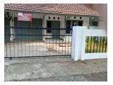 Rumah Dikontrakkan di Pucang Anom Timur - Surabaya BEBAS BANJIR