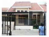 Disewakan Rumah di Perumahan Campus Residence Solo dekat kampus UNS