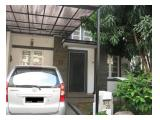 rumah cluster DeLatinos Santiago BSD Serpong Tangerang Tangsel Rawabuntu Banten