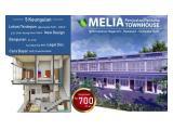 Onasis Melia Townhouse Rumah murah di Jakarta Pusat