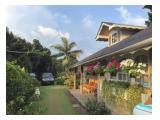 Sewa Rumah 4BR, 300m2 - Cianjur, Jawa Barat