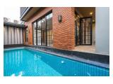 For Rent / Sale Tamarind Lofts - Cipete, Jakarta Selatan - 3+2BR With Swimming Pool