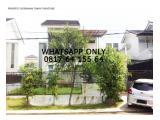 Disewakan Segera Rumah Siap Huni di Citra Indah City, Bogor