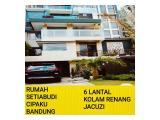 Sewa Rumah Harian Bandung Setiabudi Cipaku