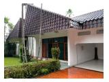For Rent Single House at Kemang With Semi Furnished A0368