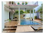 For Rent Town House at Lebak Bulus Condition Semi Furnsihed By Sava Jakarta Properti A0428