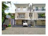 For Rent Town House at Pejaten Condition Semi Furnished With Pool By Sava Jakarta Properti
