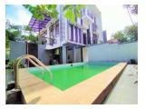 For Rent Single House at Bangka With Private Pool - Condition Un Furnished By Sava Jakarta Properti