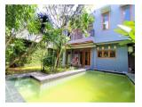For Rent Single House at Kemang Condition Un Furnished With Pool By Sava Jakarta Properti