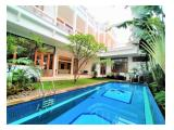For Rent Single House at Kemang Condition Un Furnished With Garden and Pool By Sava Jakarta Properti