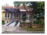 Sewa / Dijual Cepat Rumah Di Taman Besakih, Sentul City - 2 Kamar Tidur Baik Terawat