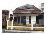 Disewakan Rumah Komplek Villa Delima, Lebak Bulus