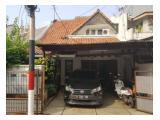 Rumah Mungil Nyaman di Kebayoran Baru, 5 menit jalan kaki dari stasiun MRT Blok A
