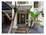 Disewakan Rumah di Jl. Kerinci, Kebayoran Baru, Jakarta Selatan - 4+2 Kamar Tidur Unfurnished