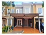 Sewa Rumah di Gading Serpong, Tangerang - 3 Kamar 84 m2 Semi Furnished