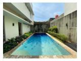 Sewa Rumah Taman Patra Raya Kuningan Jakarta Selatan - 3 Kamar Tidur Standar Furnished